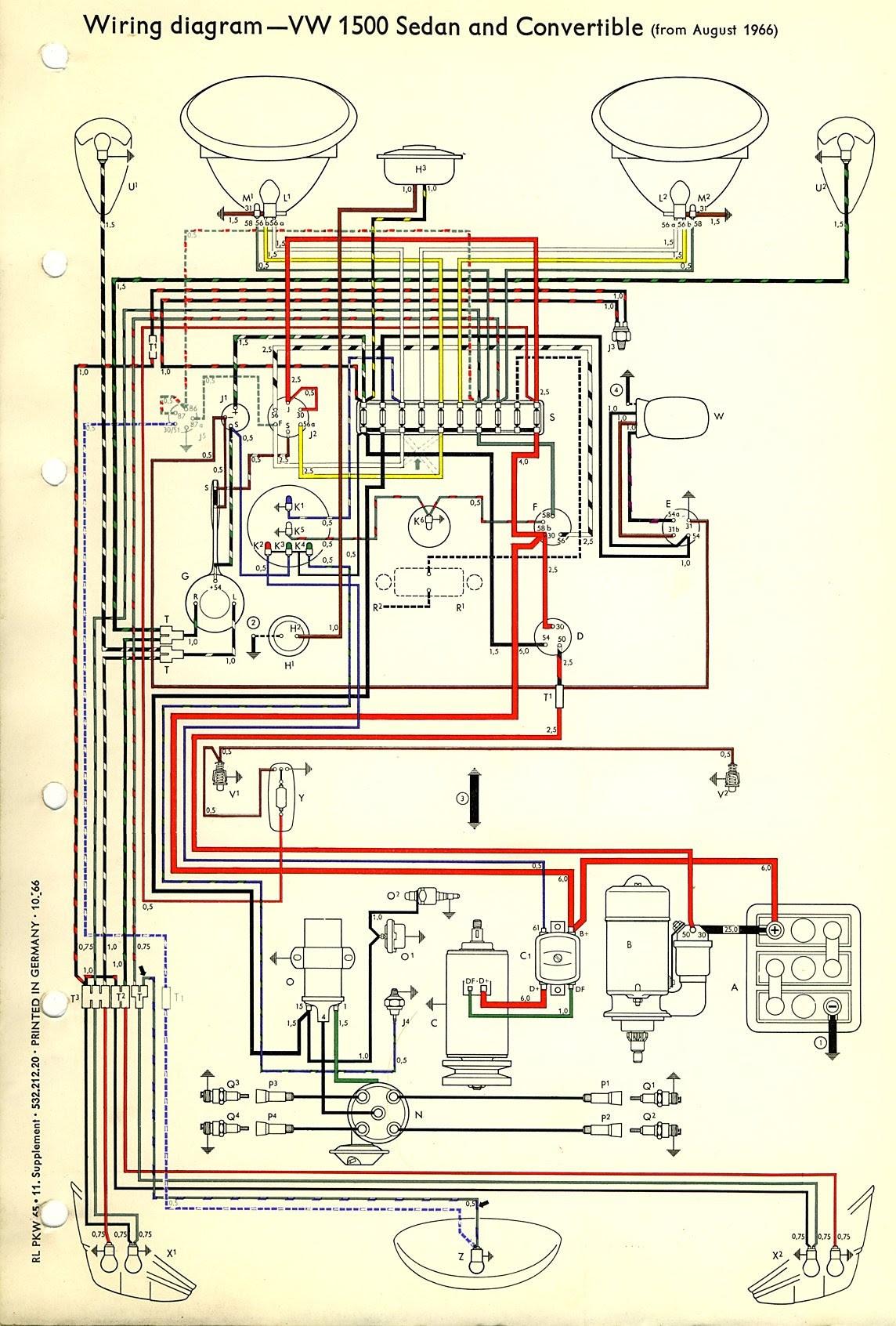 74 Vw Beetle Wiring Diagram Wiring Diagram Productive Productive Zaafran It
