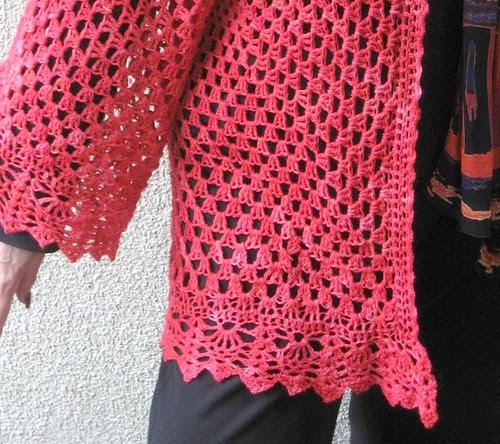 PinkGrannyCardi 02