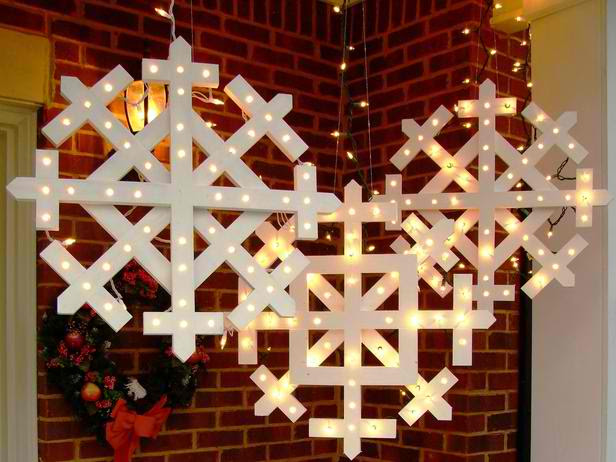 these were some diy outdoor christmas decorations ideas for decorating