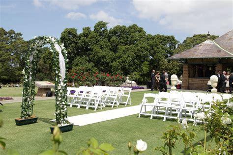 Rose Garden Royal Botanic Gardens, Sydney. Prepared for a