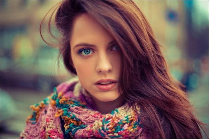 Симпатичные девушки на любой вкус (100 фото)