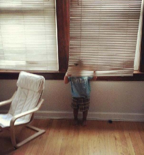 Παιδιά που δεν τα πάνε καθόλου καλά με το κρυφτό (3)