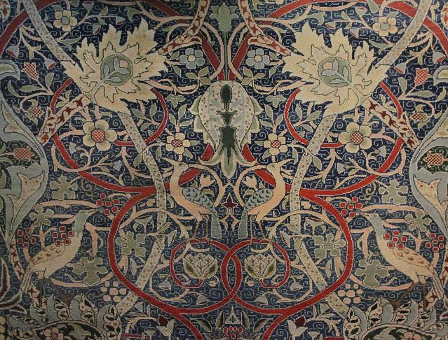 The Bullerswood carpet