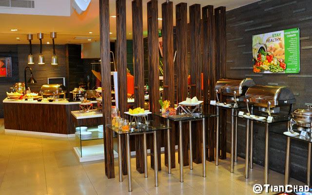 Holiday Inn Glenmarie KL Kites Restaurant Ramadhan Buffet 2012