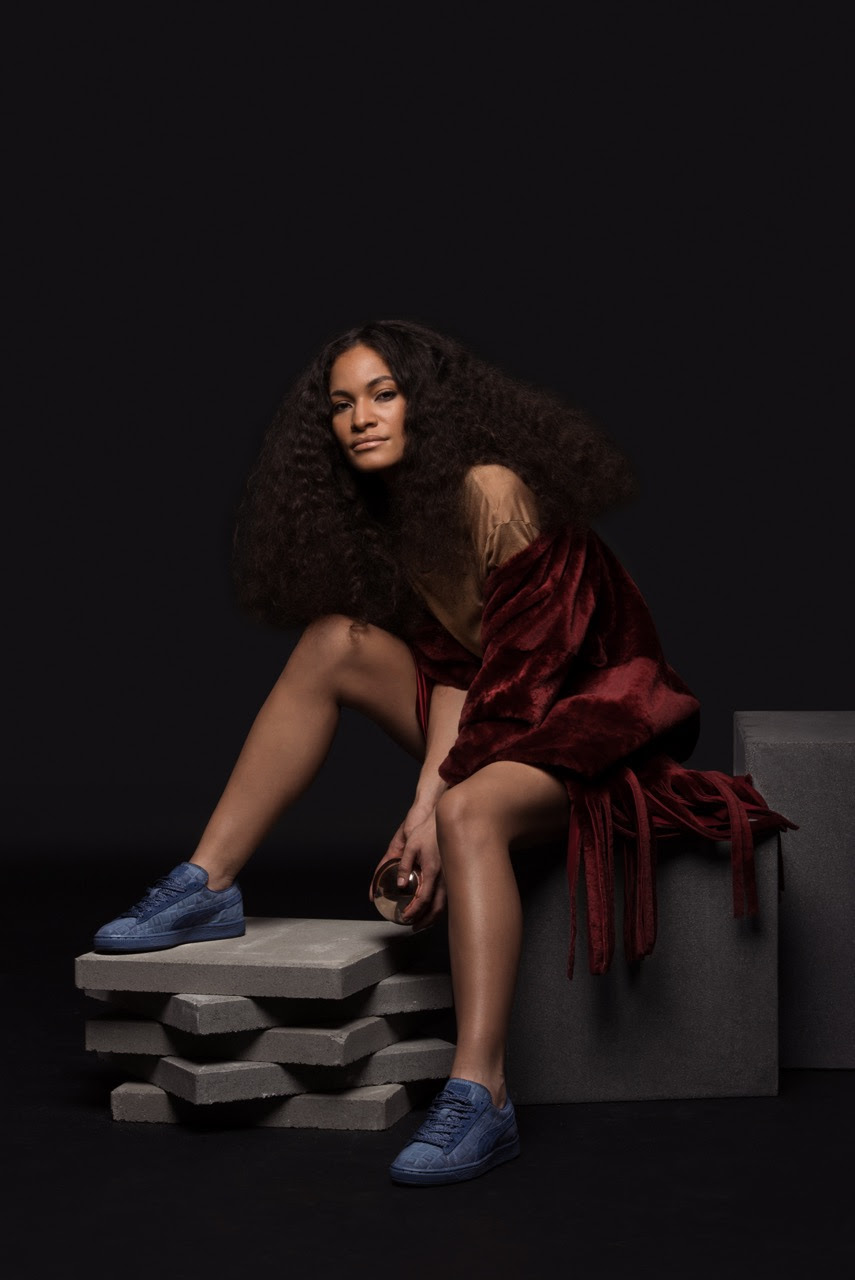 Solange X PUMA Word to The Woman Collection - BellaNaija - August 2015008