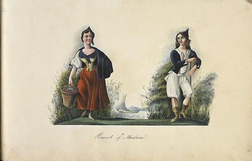Peasants of Madeira