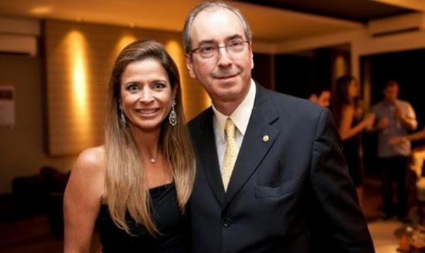 Com a quase primeira dama
