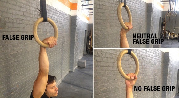FalseGripMuscleUp