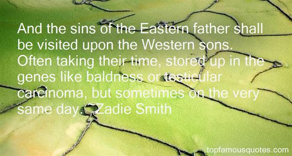 Sins Of The Father Quotes Best 9 Famous Quotes About Sins Of The Father