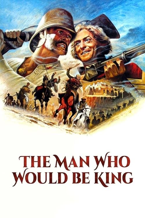فيلم كامل على الانترنت The Man Who Would Be King 1975