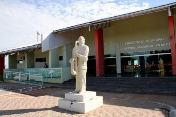 Rondonópolis tem sido alternativa para aeroporto de Cuiabá
