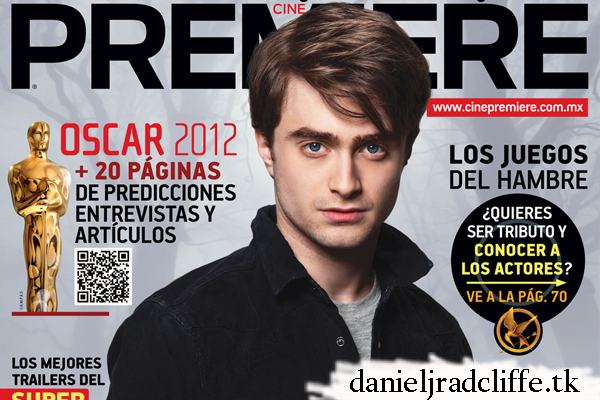 Cine Premiere magazine (Mexico)