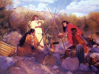 Los indios Hopi