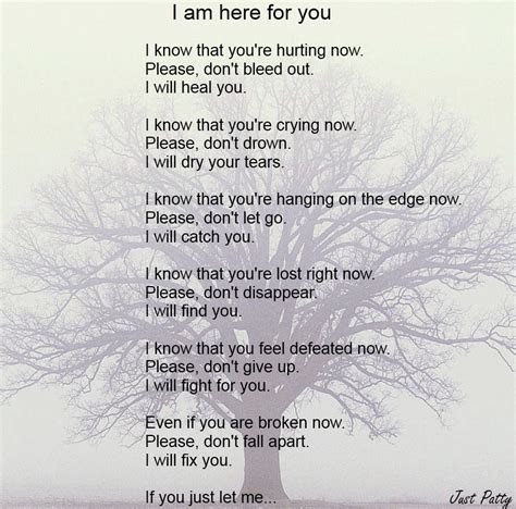 Best Ever I Am Here For You Quotes For Her - good quotes