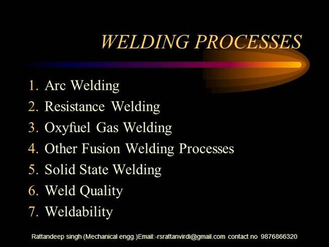 Solid-State Welding Processes PPT Presentation welding processes  presentation