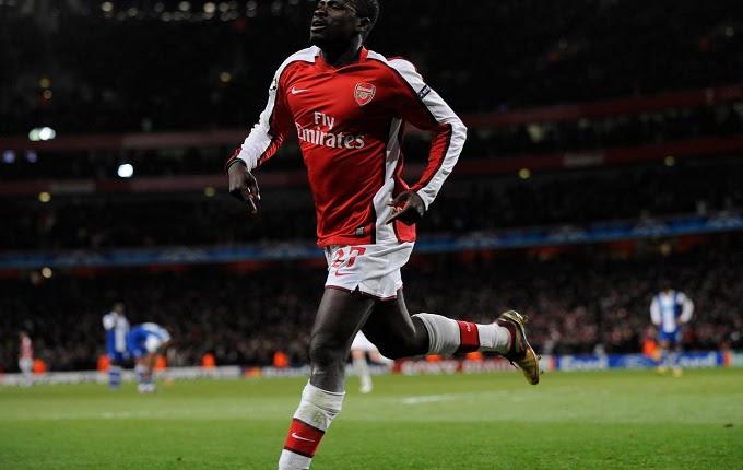 Entah kesialan apa yang menimpa mantan bintang Arsenal dan Galatasaray Emanuel Eboue, Bek Sayap Yang Tak Lagi Terbang