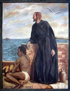 Image of St. Peter Claver