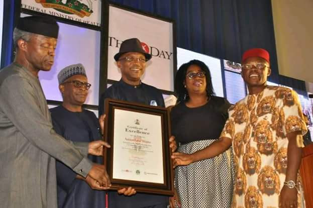 Anambra State Wins World Bank Award On Immunization (Photo)