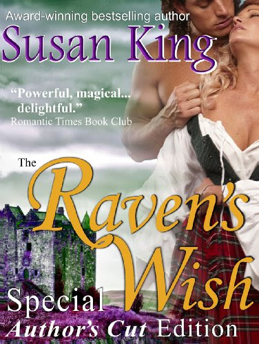 The Raven's Wish by Susan King