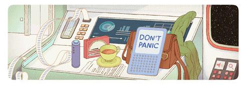 google doodle by Kara 2