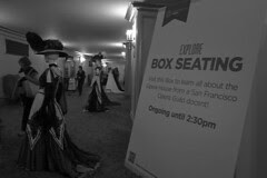 San Francisco Opera Open House - Explore the Box Seats