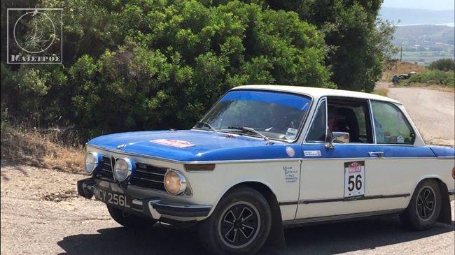 Εντυπωσίασαν τα αγωνιστικά ιστορικά αυτοκίνητα – Μέσω Αμπελακίου στη λίμνη Καστρακίου με ειδικές διαδρομές