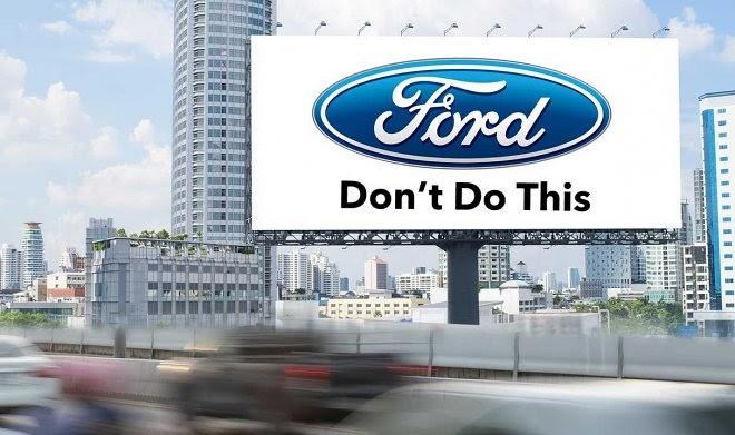 Ford запатентовал технологию, которая способна превратить жизнь водителей в ад