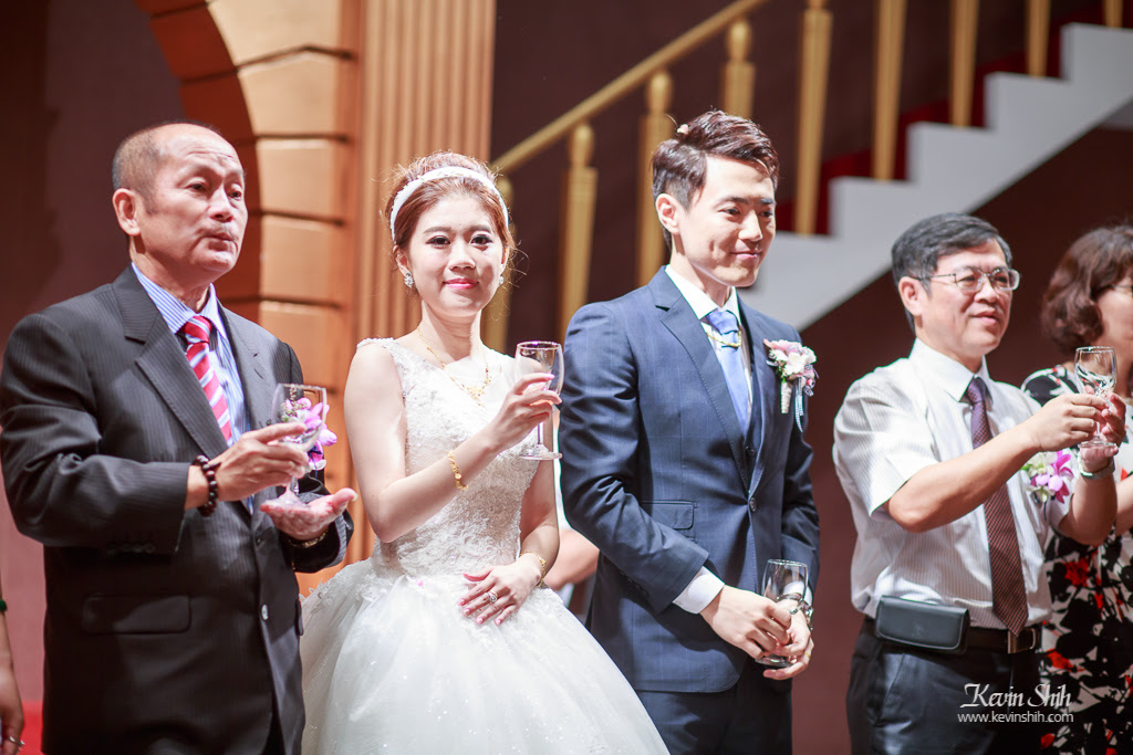 台中中橋花園-婚禮記錄