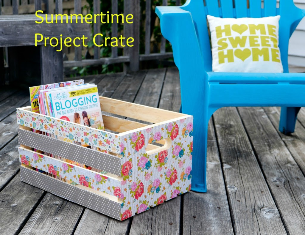 Summertime Project Crate - HMLP 41