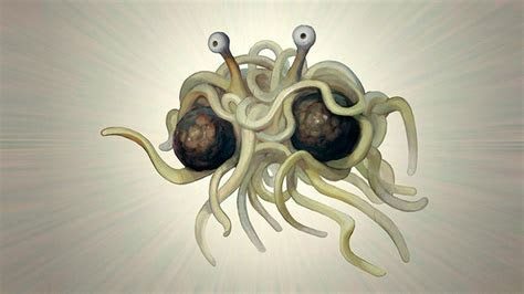Church of Flying Spaghetti Monster hosts its first