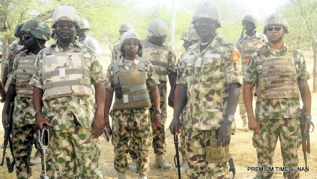 Army Launches Operation Harbin Kunama11 In Falgore Forest