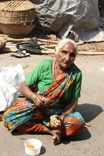 The Beggars Of Mumba Devi On Eve Of Maha Shivratri by firoze shakir photographerno1