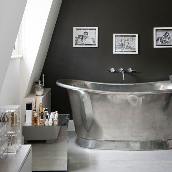 Bathroom | London family home | House tour | PHOTO GALLERY | Livingetc | Housetohome.co.uk