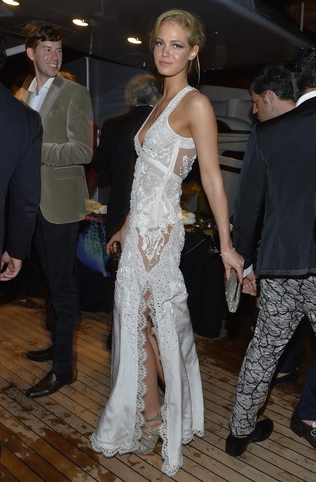 4 Erin Heatherton in Roberto Cavalli@RC Dinner Party in Cannes 2013-05-22