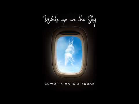 "Gucci Mane, Bruno Mars, Kodak Black - ""Wake Up In The Sky"" [Official Audio]"