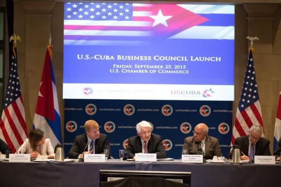 Cámara Comercio Cuba