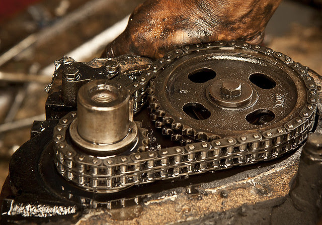Chain and Lubricant