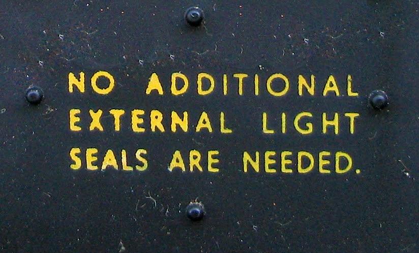 light seals