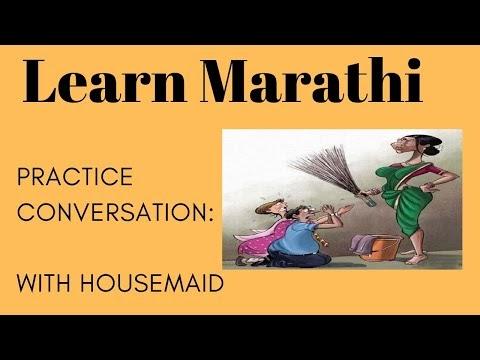 how to learn marathi language in hindi