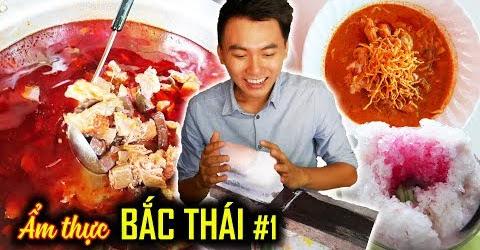 Du Lịch Thái Lan #1: NHỮNG MÓN ĂN LẠ MÀ NGON |Chiang Mai Travel Guide