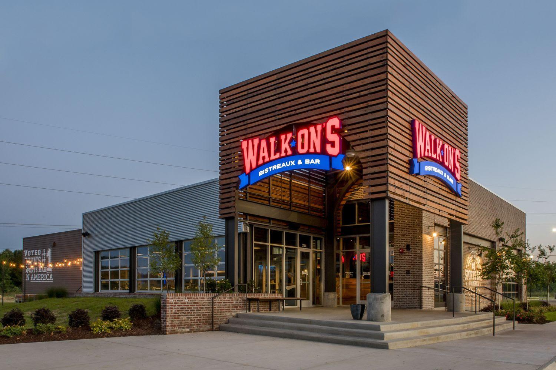 Walk On s Prepares to Open 1st Mississippi Restaurant in
