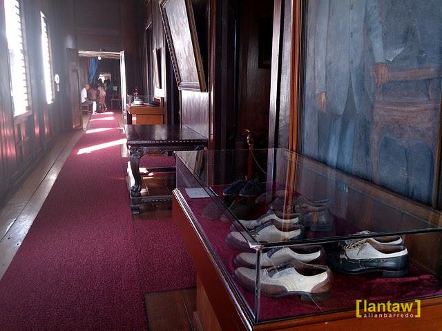 Aguinaldo Shrine - Hallway
