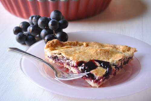 Grape Jelly Pie