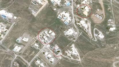 Grecia, Google Earth scopre i furbetti che nascondono le piscine agli 007 del fisco