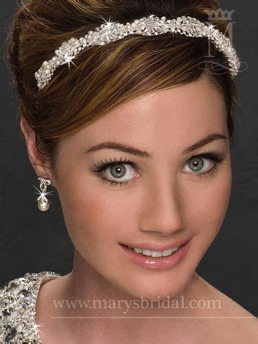 657 best images about wedding bridal hair bling on