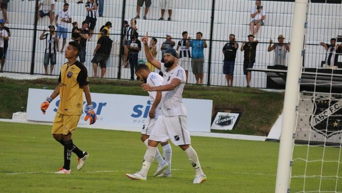 ABC x Santa Cruz de Natal, no Estádio Frasqueirão - Nando (Foto: Andrei Torres/ABC FC/Divulgação)
