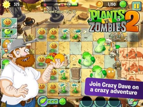 Скачать Plants vs. Zombies 2 на андроид телефон или планшет