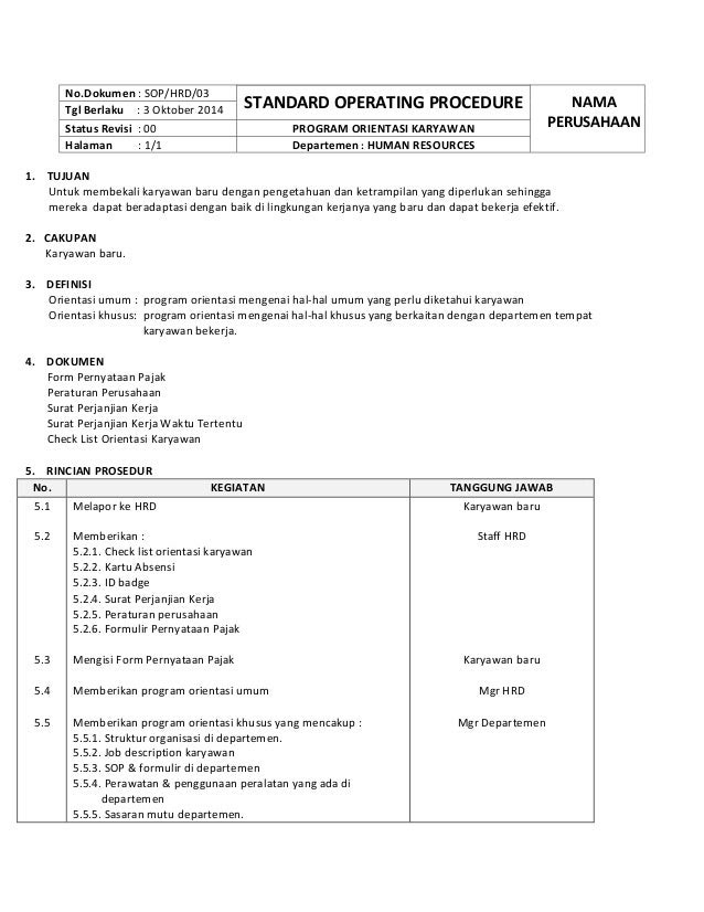 Contoh Job Vacancy Beserta Job Application Contoh Ole