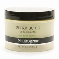 No. 17: Neutrogena Energizing Sugar Body Scrub, $9.99