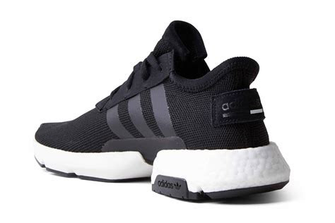 pod  black sneakers  adidas men shoe chapter